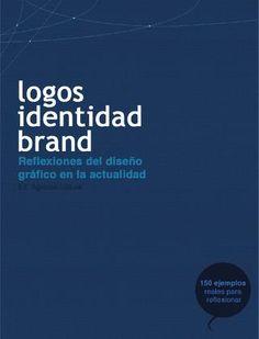 Libro diseno logotipo logo brand identidad