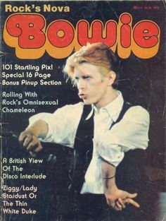 David Bowie Covers, David Bowie Ziggy, David Bowie Labyrinth, Lady Stardust, Newspaper Front Pages, Moonage Daydream, All The Young Dudes, The Thin White Duke, Pretty Star
