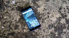 Hands-on review: Updated: BlackBerry DTEK50