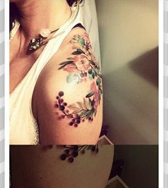 These watercolor tattoos are the prettiest things you 39 ll for Minimalist dinosaur tattoo