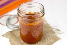 Taco sauce that you make at home. You'll be putting this stuff on EVERYTHING!