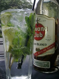 De nuestra barra: Trago con Havana Club by Nero Sopratutto, via Flickr