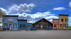 Shaniko is a ghost town in Eastern Oregon. Eastern Oregon is famous for its ghost towns!