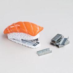 Mini Sushi Stapler at Cost Plus World Market >> #WorldMarket Holiday Gift Giving Ideas