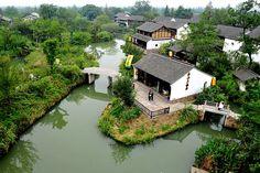 Xixi National Wetland Park 西溪湿地