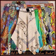 ALB SINJA lagenlook pants patch + HUD - MESH by AnaLee Balut
