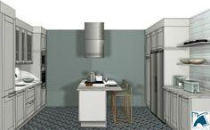 Proyectos de Cocinas On Line.