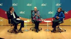 On The Future Of The Environment - Jane Goodall and Sylvia Earle