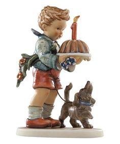 Loving this Begging His Share Figurine on #zulily! #zulilyfinds