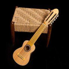 Charango built by Cusco Peru luthier Sabino Huaman