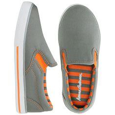 Oskar Slip On Sneaker By Hanna from Hanna Andersson on Catalog Spree, my personal digital mall.