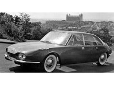 Toto je príbeh jedného z najkrajších áut, aké sa kedy zrodili v bývalom Československu. Nieslo síce logo Tatry, ale celé vzniklo v Bratislave. Bohužiaľ neprežilo fázu prototypu. V Kopřivnici dali prednosť spolupráci s talianskou karosárňou Vignale.