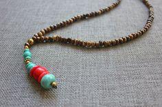 Meditation necklace mala beads for men Womens yoga beaded
