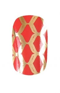Art Deco Nail Wraps  Hollywood Nail Design £5.50 for a pack of 15.