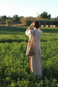 Country Style, My Style, Country Dresses, Jute Bags, Bag Sale, Latte, Spring Summer, Summer Dresses, Fall