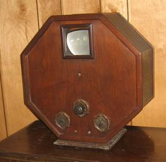 G.E. Octagon television receivers - Google Search