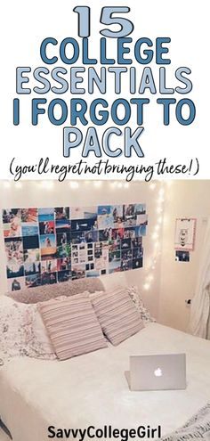 15 Most commonly forgotten college items! Some of these are weird college essent. 15 Most commonly forgotten college items! Some of these are weird college essentials IO can't liv College Dorm List, College Dorm Checklist, College Dorm Essentials, College Dorm Rooms, Room Essentials, College Life, College Hacks, College Necessities, College Packing