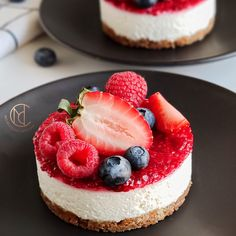 No Cook Desserts, Easy Desserts, Delicious Desserts, Petits Desserts, Baking Recipes, Cake Recipes, Dessert Recipes, Healthy Christmas Party Food, Cake Cafe