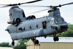 CH-47 Chinook - RIAT 2015