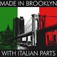 Born and Raised These Italian Way In Brooklyn <3