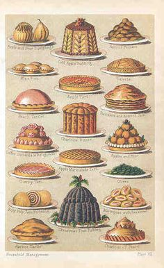 Mrs Beeton's wonderful illustrations
