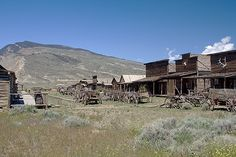 Fun Things to Do in Cody Wyoming: Old Trail Town