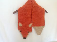 What does the fox say Scarf made to order by isabelfaith on Etsy, $20.00