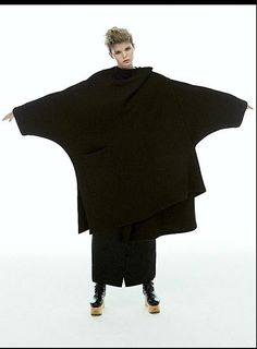 vintage Issey Miyake (?) coat photo: Hilary Walsh for Replika Vintage