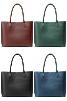 A classic tote made with our signature milled natural leather. Not too rigid, not too soft.