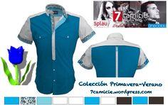Man 7 Camicie. Diseño & Originalidad.