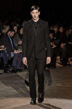 Givenchy MEN | Paris | Inverno 2012 RTW