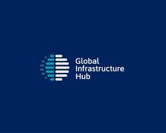 Global Infrastructure Hub - Sydney Graphic Design and Branding: Boheem in Surry Hills identity logo corporate 353532639500089176 Corporate Branding, Corporate Logo Design, Tech Branding, Tech Logos, Brand Identity Design, Technology Logo, Technology Gadgets, Technology Wallpaper, Futuristic Technology