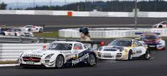 ADAC GT Masters: Erster Saisonsieg für Mercedes