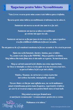 Rugaciune pentru Iubire Neconditionata | Mesaje Celeste Quotes, Quotations, Quote, Shut Up Quotes