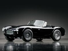 1965 Shelby 289 Cobra. Didn't own one but drove for Carrol Shelby in the '65 Mt Rose Hillvlimb.