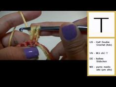 Lesson 1: 5 Basic Crochet Symbols - YouTube Crochet Symbols, Crochet Stitches, Knit Crochet, Crochet Patterns, Crochet Crafts, Yarn Crafts, Knitting Projects, Crochet Projects, Types Of Weaving