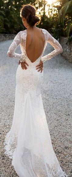 Featured Wedding Dress: Grace Loves Lace; Photo: Jennifer Stenglein; Wedding dress idea.