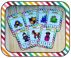 CrayonsCahiers&Sourires - CYCLE 1 - CHÂTEAU Cycle 1, Middle Ages, Coat Of Arms, Smile, Knight