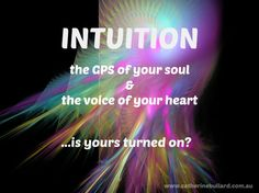 Gut feeling, Sixth Sense, Premonition, Deja-Vu, no matter what you call it you have inside you an extraordinary gift which can help you make better decisions, manifest new possibilities, attract the right people, and live a happier, more fulfilling life – your intuition. You can easily learn to Tap In To and TRUST Your Intuition!