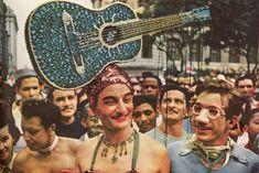 Carnaval do Rio em 1954.