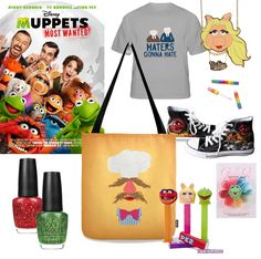 Muppets Most Wanted Movie Night