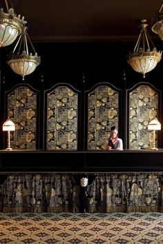 The NoMad Hotel in NYC.  A Glamorous Retreat for Modern Mad Men: Remodelista