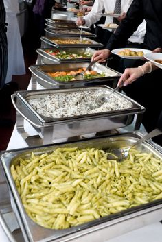 Johns Fine Food Wedding Reception Services