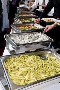 Johns Fine Food - Wedding Reception Services