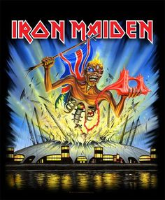 Up with the Irons!