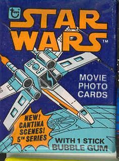 images for topps star wars trading cards - Google Search