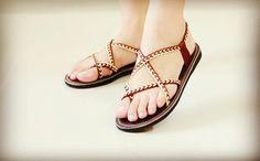 Site : www.nittynice-sandal.com #Sandalias #zapatos #verano #zapatosmujer #sandaliasgladiador #sandaliastrenzadas #sandaliasdecuerda #chanclas #sandalias #sandaliasplanas