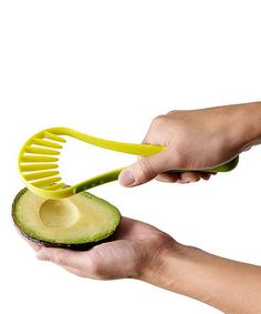 Loving this Flexicado Avocado Slicer on #zulily! #zulilyfinds