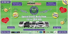 🎾 We'll be putting on daily & to celebrate from July 🍓 Watch the in a or and find out about fabulous deals on 'big-hitting' 😀 manufacturers Sunlight, Bailey of Bristol & Swift Group! Viscount, Wimbledon, Caravans, Southampton, Motorhome, Bristol, Sunlight, Swift, Tennis