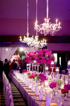 crystal & flowers & pink things- oh my!